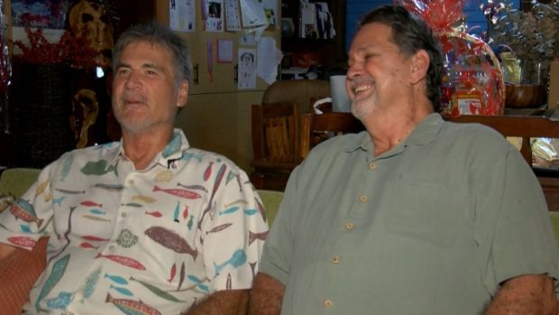 [NATL] Lifelong Best Friends Discover They're Actually Brothers