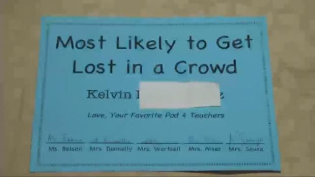 [DFW] Mother Wants Answers After Son Gets Certificate