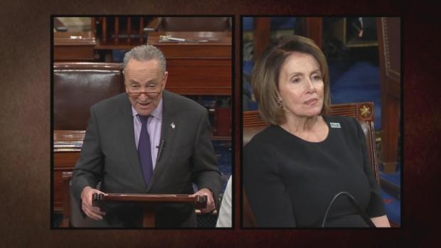 [NATL] Trump to Meet With Top Democrats Over Budget, Border Wall