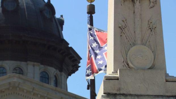 [NATL] Confederate Flag Will Come Down