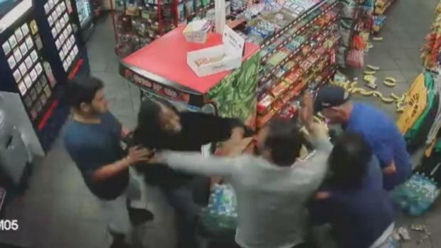 [NATL] Gas Station Workers Arrested After Brutally Beating 2 Women