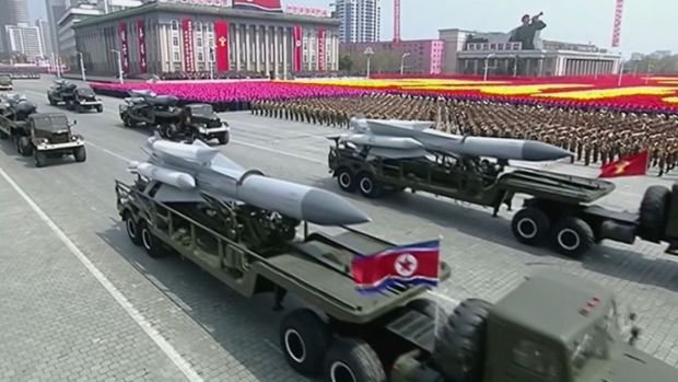 [DFW-NATL] Hawaii Prepping for Possibility of North Korea Missile Attack