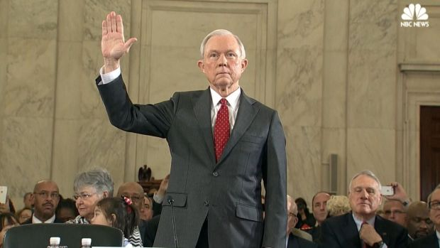 Attorney General Jeff Sessions set to testify before Senate Intelligence Committee