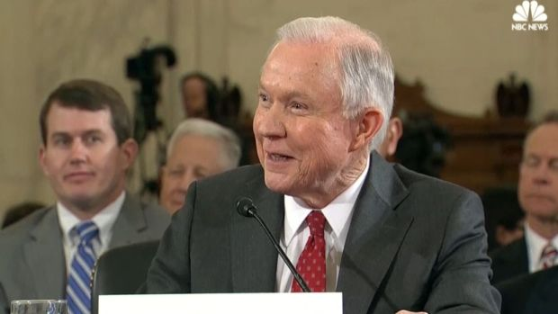 [NATL] Sessions Had Contact With Russians During Campaign: Report