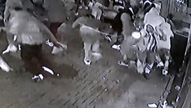 [NATL] Footage Shows the Moment Shooting Breaks Out in New Orleans, Wounding 10
