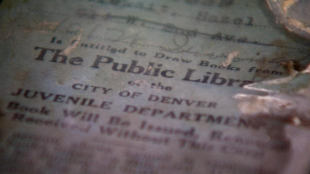 [DFW] Couple Finds Nearly 100-Year-Old Library Card in Home
