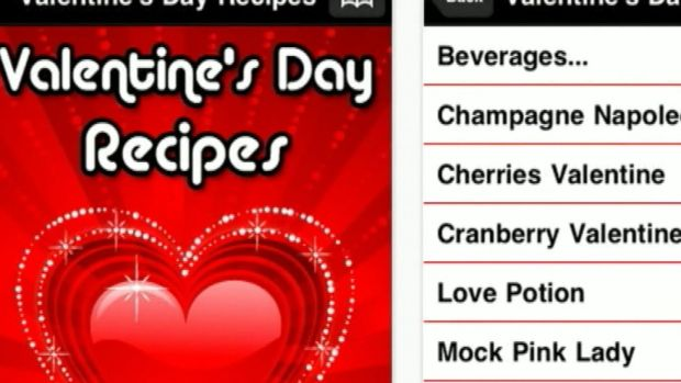 [NATL] Apps for the Perfect Valentine's Day
