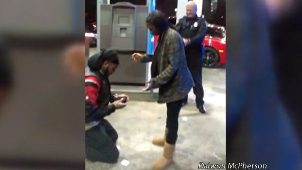 [NATL-NY] Fake Police Standoff Ends in Marriage Proposal