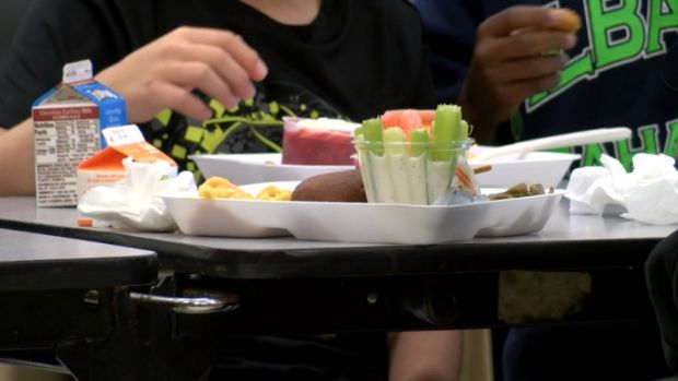 [DFW] Georgia Couple Pays Off School Lunches
