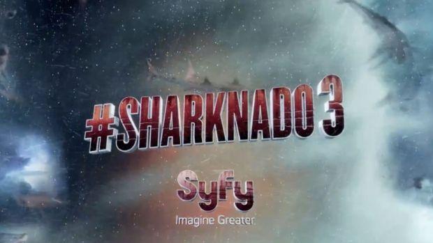 [NATL] 'Sharknado' Returns