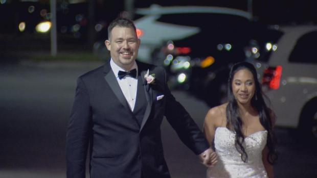 Newlyweds Take Guests to Target to Shop for Kids in Need