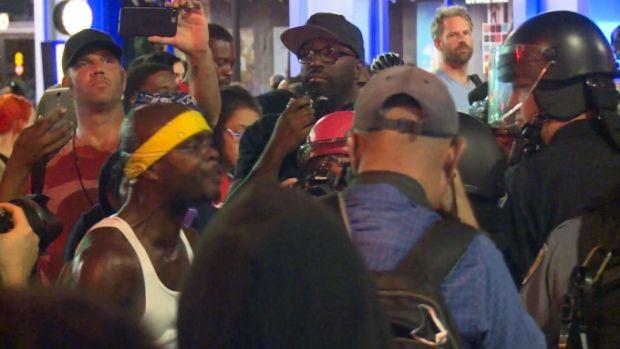 Protest After St. Louis Cop's Acquittal Turns Violent in St. Louis