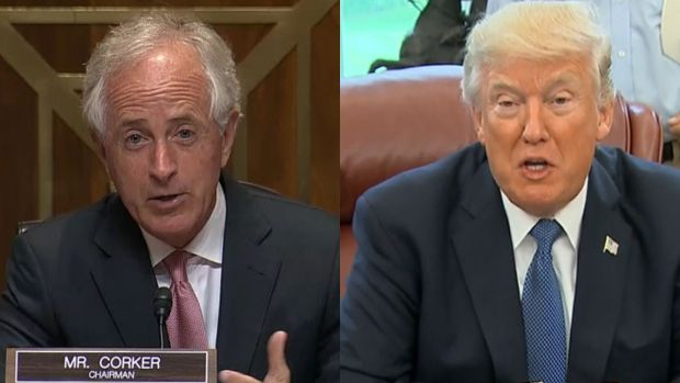 [NATL] Corker: Trump on 'Path to WWIII'