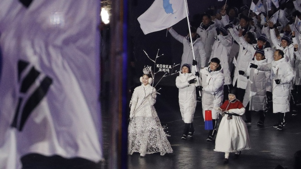 Best Moments From the Opening Ceremony in Pyeongchang