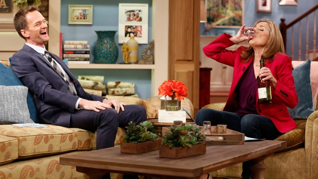 """[NATL] Neil Patrick Harris Plays """"Drink or Dish"""" With Meredith Vieira"""