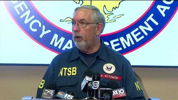 NTSB Investigators Update on Alabama Bus Crash