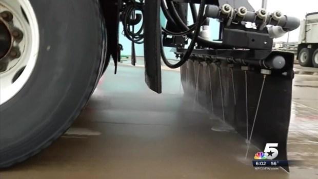 [DFW] TXDOT, NTTA Prepare For Icy Roads