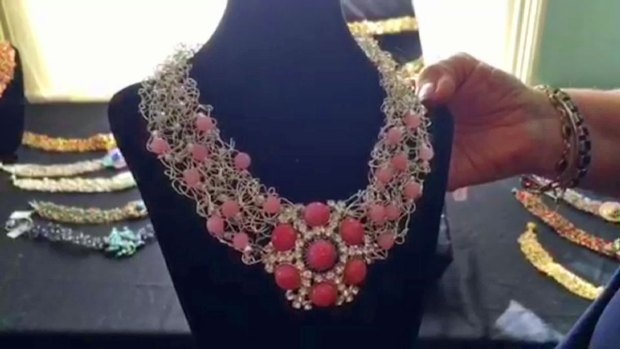 JoAnn Musso Knits Necklaces