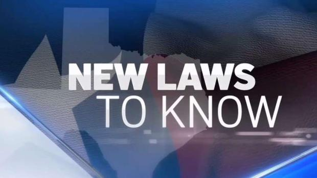 New Texas Laws Going Into Effect Sept. 1