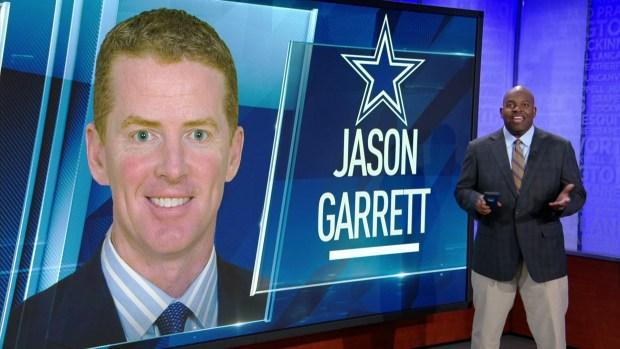 [DFW] Garrett Feels Pressure to Make Coaching Change