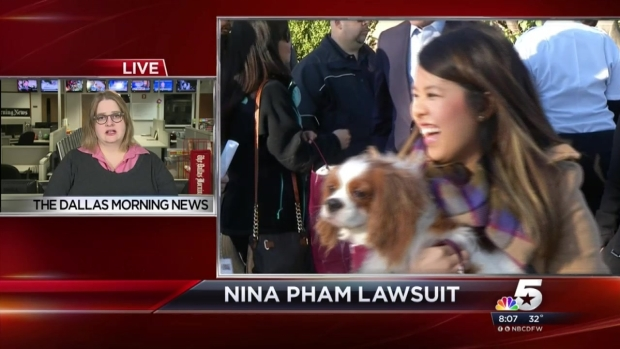 Ebola Nurse Nina Pham to File Lawsuit