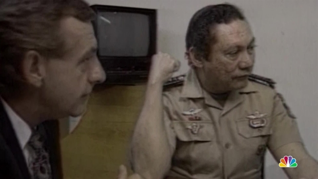 [NATL] Manuel Noriega Dies at Age 83