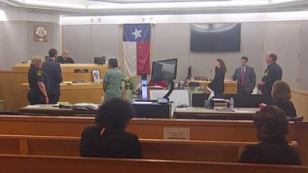 [DFW] Bond Reduced for Mother Accused of Injuring Son