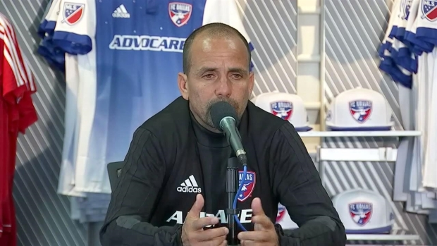 FC Dallas Gets Ready for CONCACAF Action