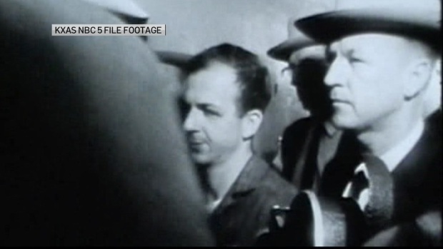 NBC 5 Archives: Footage of Lee Harvey Oswald Being Shot by Jack Ruby