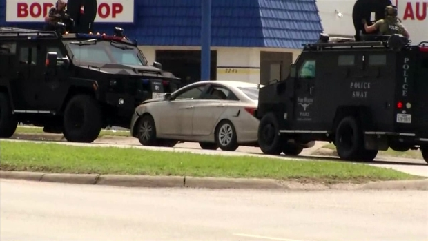 Man Arrested Following Chase, Standoff - NBC 5 Dallas-Fort Worth