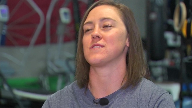 Olympic Hopeful Describes First Time in a Bobsled