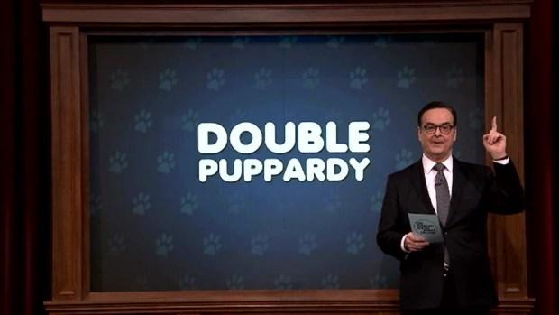 [NATL] 'Tonight Show': Pup Quiz with Ben Affleck