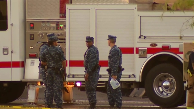 [DGO] Officials Investigate Military Plane Crash