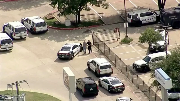 Active shooting situation reported at North Dallas hotel