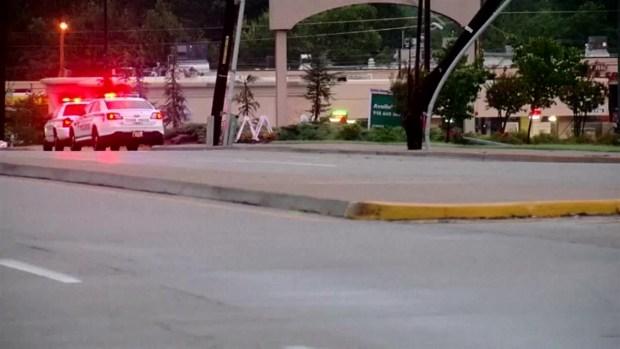 [DFW] Possible Tornado Damage in Tulsa