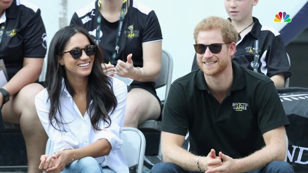 [NATL] Prince Harry and Meghan Markle to Wed