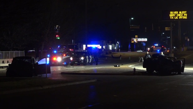 Alleged Drunken Driver Leads Police on Chase, Causes Crash: PD