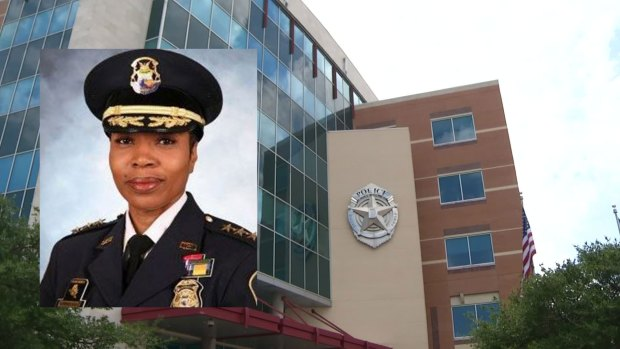 Detroit police deputy chief to become first female police chief in Dallas