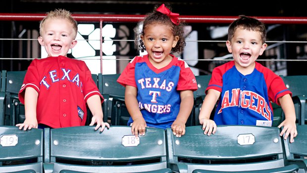 Rangers Red Fever  Fan Photos 2015