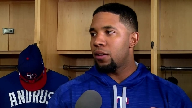 Rangers Report: Plenty of Changes for Andrus This Season