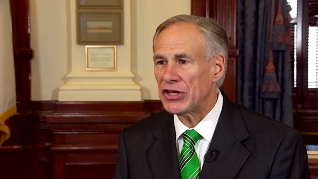[DFW] Raw Video: Gov. Abbott Discusses Latest Legislation