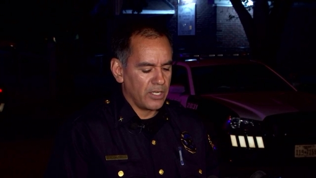 DPD Update on Officer-Involved Shooting (Raw Video)