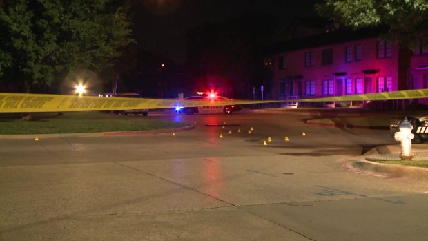 [DFW] 2 Dead, 2 Injured in Shooting Outside Dallas Townhomes