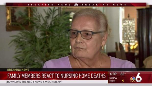 Dead at Florida Nursing Home Left Without AC After Irma
