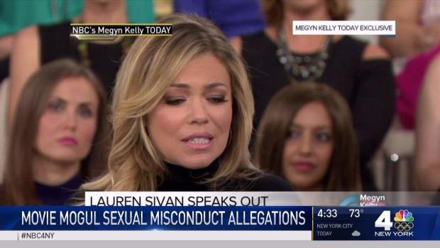 Reporter Speaks Out About Movie Mogul Allegations