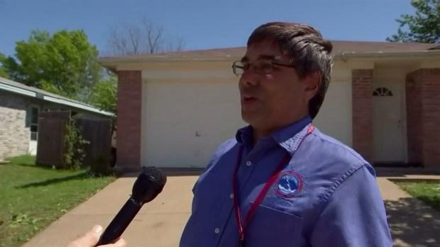 Rick Mitchell Talks with NWS Meteorologist Tom Bradshaw
