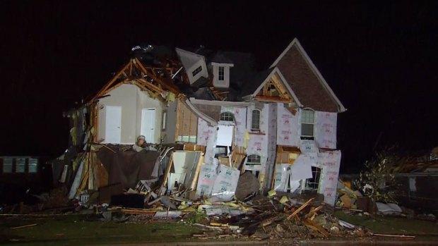 "Rockwall Mayor Calls Storm Damage ""Quite Devastating"""