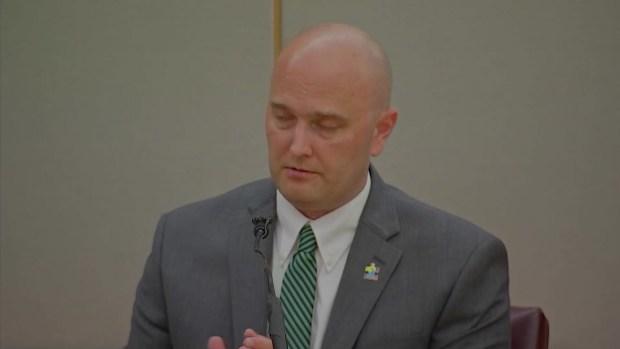 Roy Oliver Testimony on Jordan Edwards Shooting