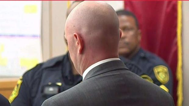 Penalty Phase of Ex-Texas Cop's Trial Begins