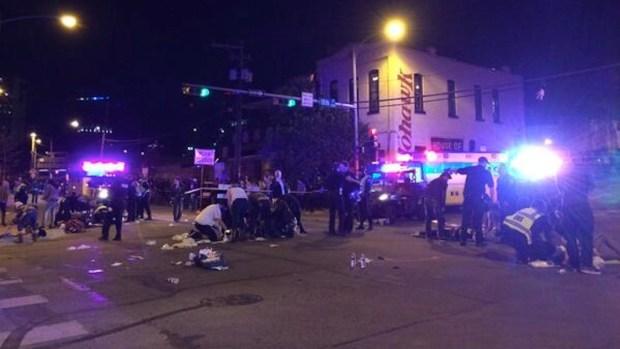 [DFW] SXSW Crash Kills 2, Injures 23
